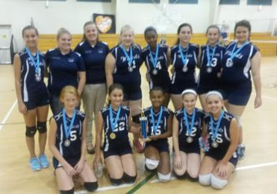 Lutheran School Athletics Volleyball