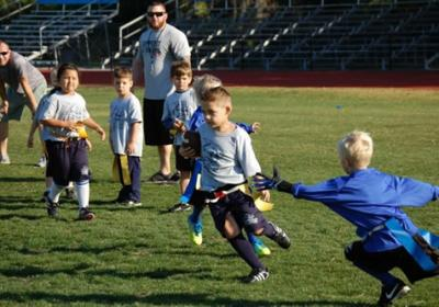 Lutheran Schools Flag Football Opportunities